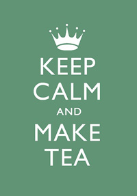 make-the-tea
